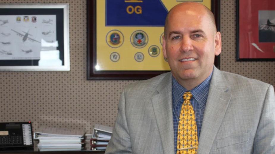 James Dignan Takes Command at Chamber
