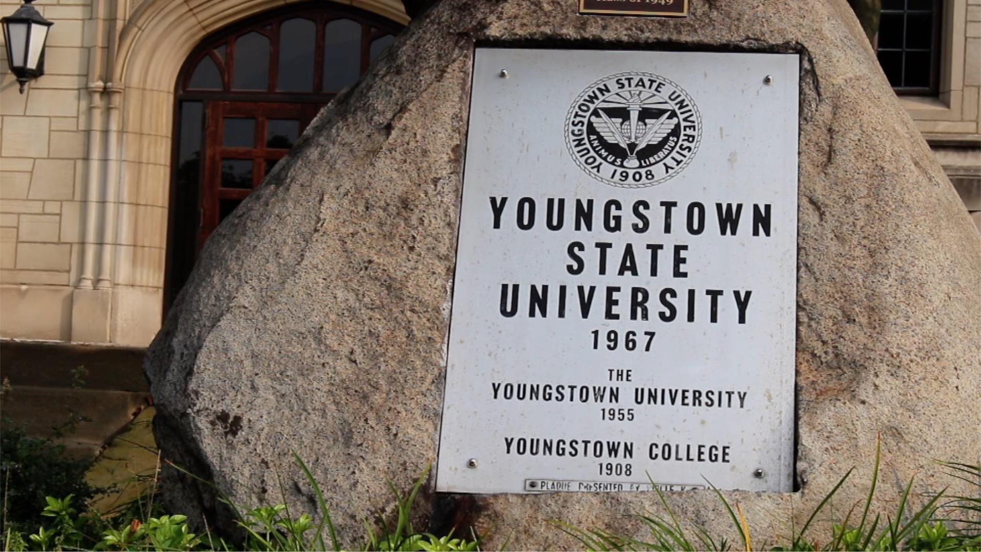 youngstown state university ysu ohio