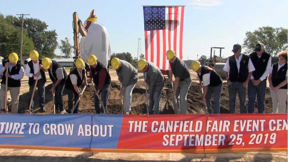 Canfield Fair Event Center